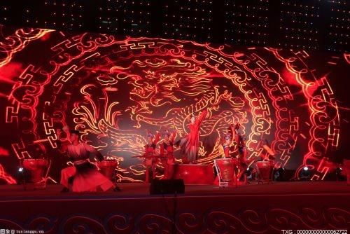 第十三届全国舞蹈展演在广州开幕 为全国观众献上精彩的舞蹈艺术盛会