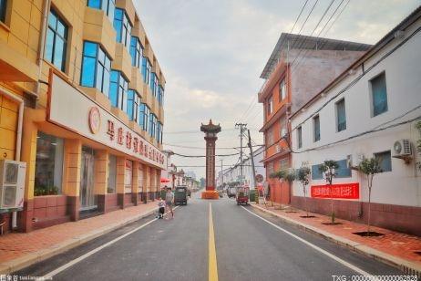 洛江区开展道路两侧提升行动 确保道路整洁有序