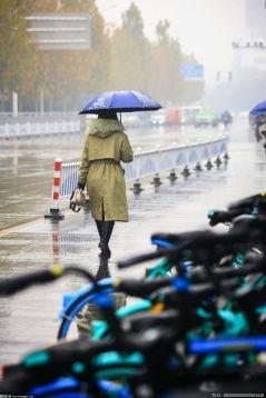 粤北多地已启动下半年首轮寒冷预警 未来几日北方强冷空气主体持续影响